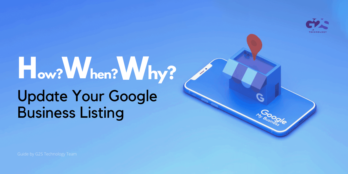 How (+ When & Why) to Update Your Google My Business During Covid19
